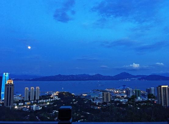 nanshan night